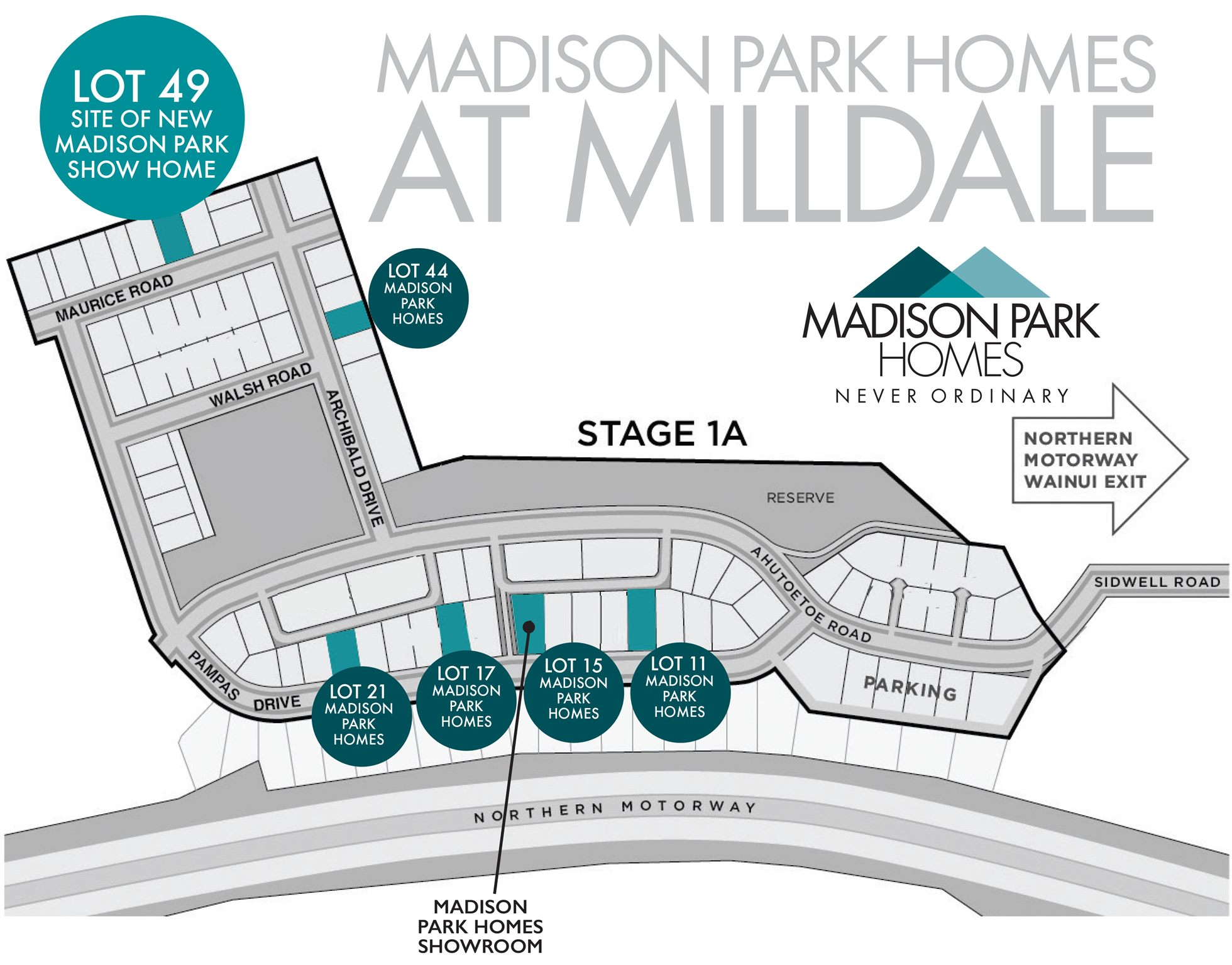 Lot 44 - Milldale