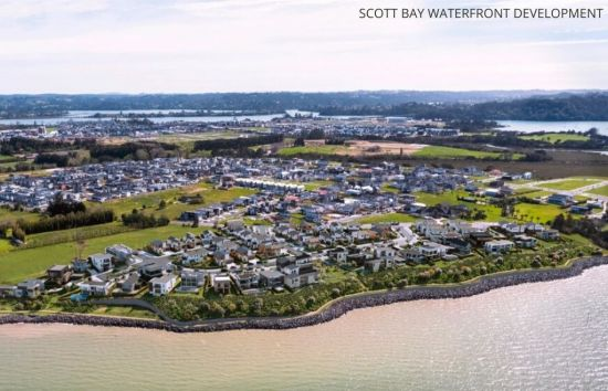 DNHOB50 Scott Bay Waterfront Hobsonville