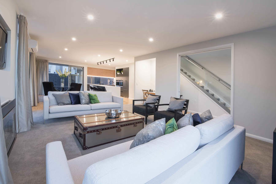 Landmark Homes, Show Home - Christchurch