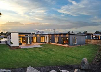 David Reid Homes, Show Home - Weston Heights
