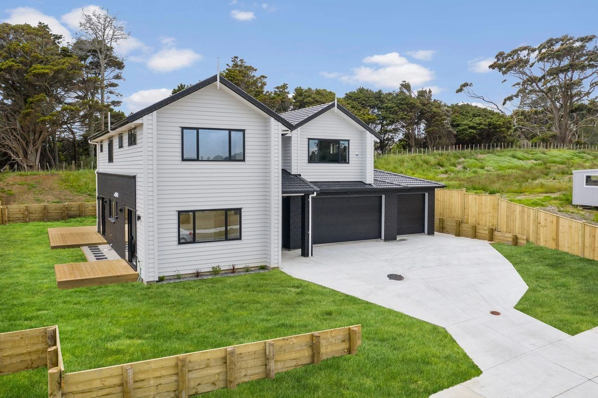 5 Brand New Affordable Homes in Takanini