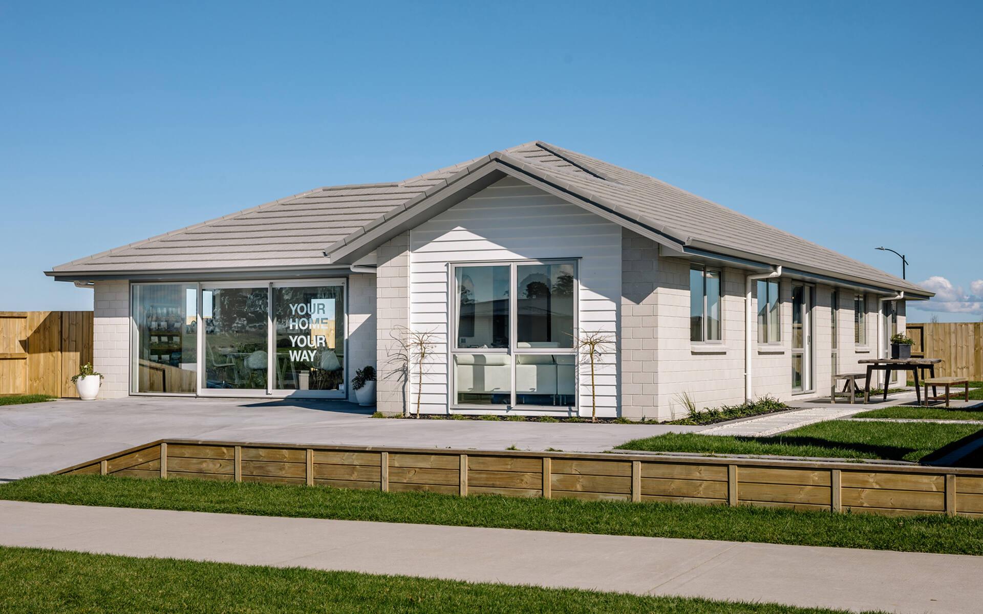 Signature Homes, Show Home - Rototuna Village, Waikato