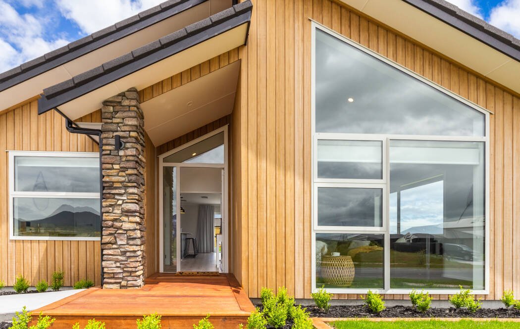 Platinum Homes, Show Home - Taupo