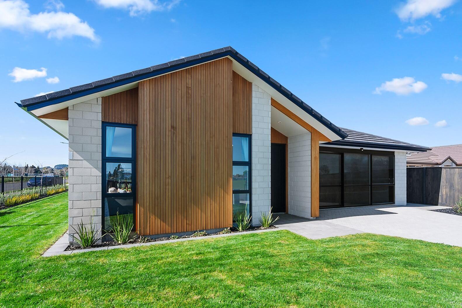 Highmark Homes, Show Home - Riverside Grove Tuakau