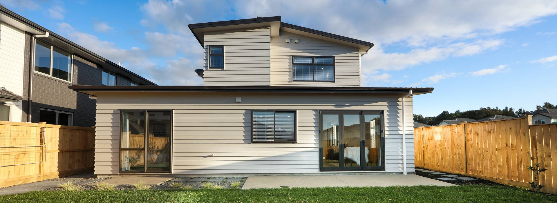 Signature Homes, Show Home - Rowen Estate, Flat Bush