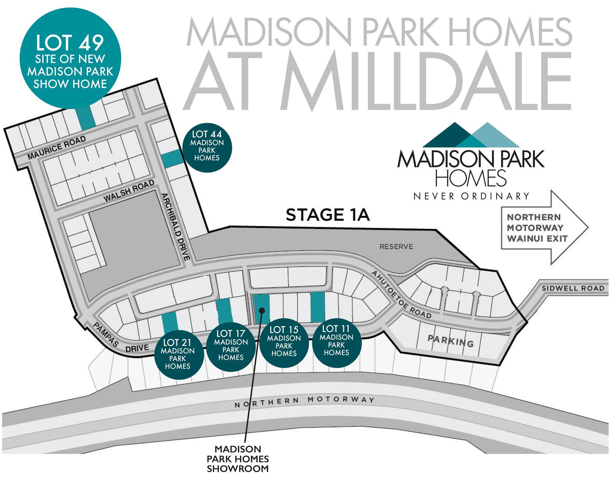 Lot 11 - Milldale