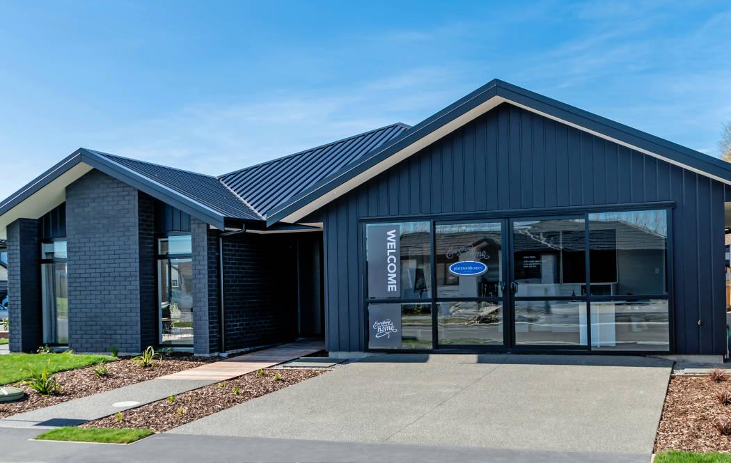 Platinum Homes, Show Home - Milns Park, Canterbury