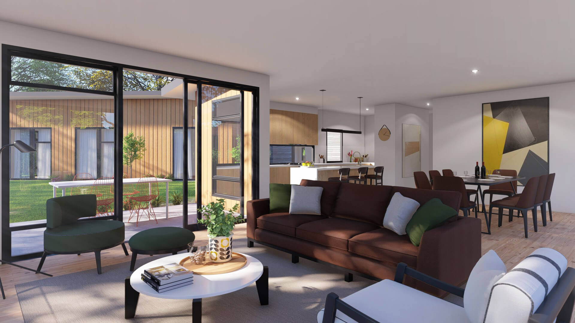 Madison Park Homes, Show Home - Milldale
