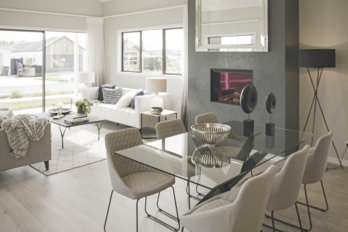Sentinel Homes, Show Home - Mildale
